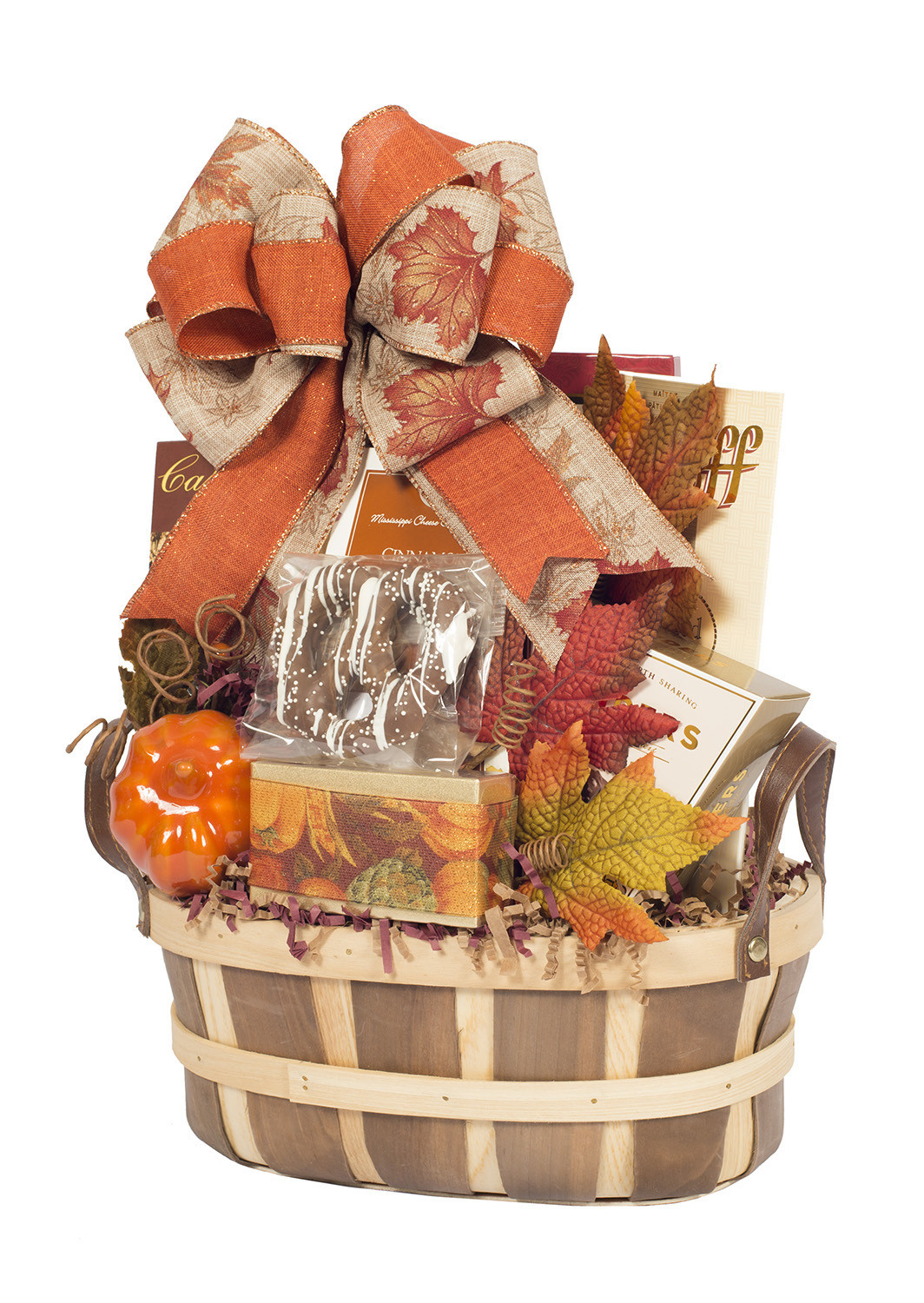 Fall Gift Basket Ideas All The Buzz