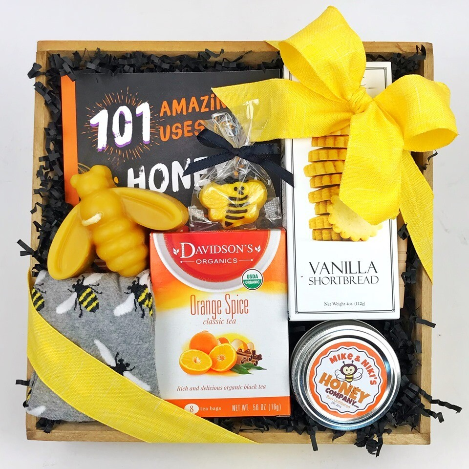 honey-gift-basket