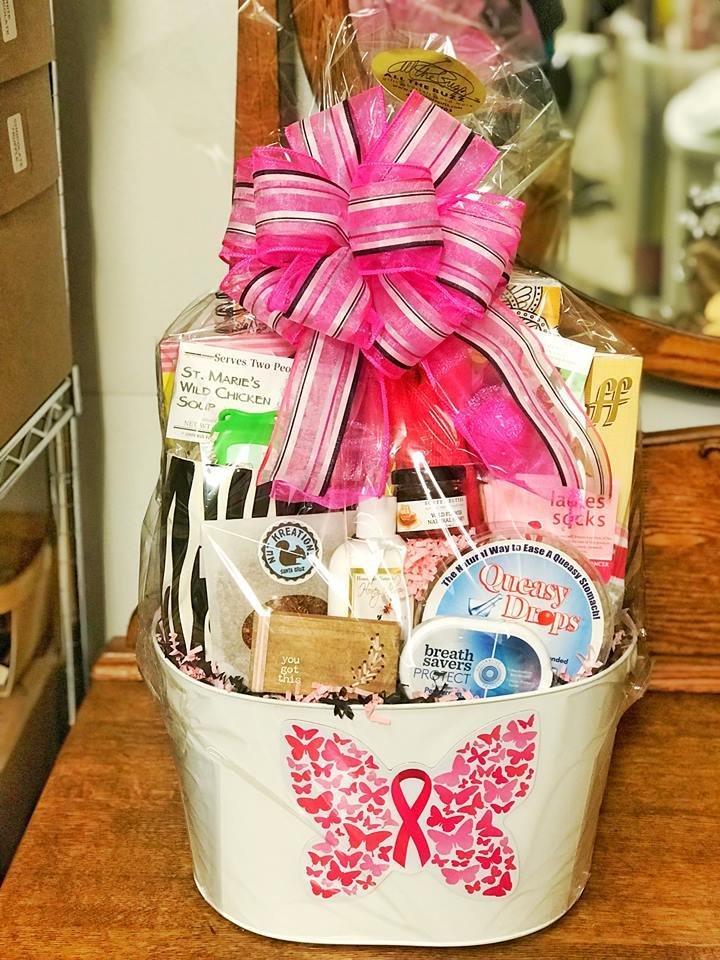 Chemo-gift-basket