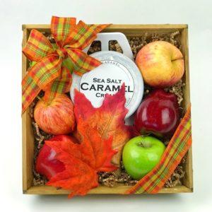 caramel-apples-gift-basket