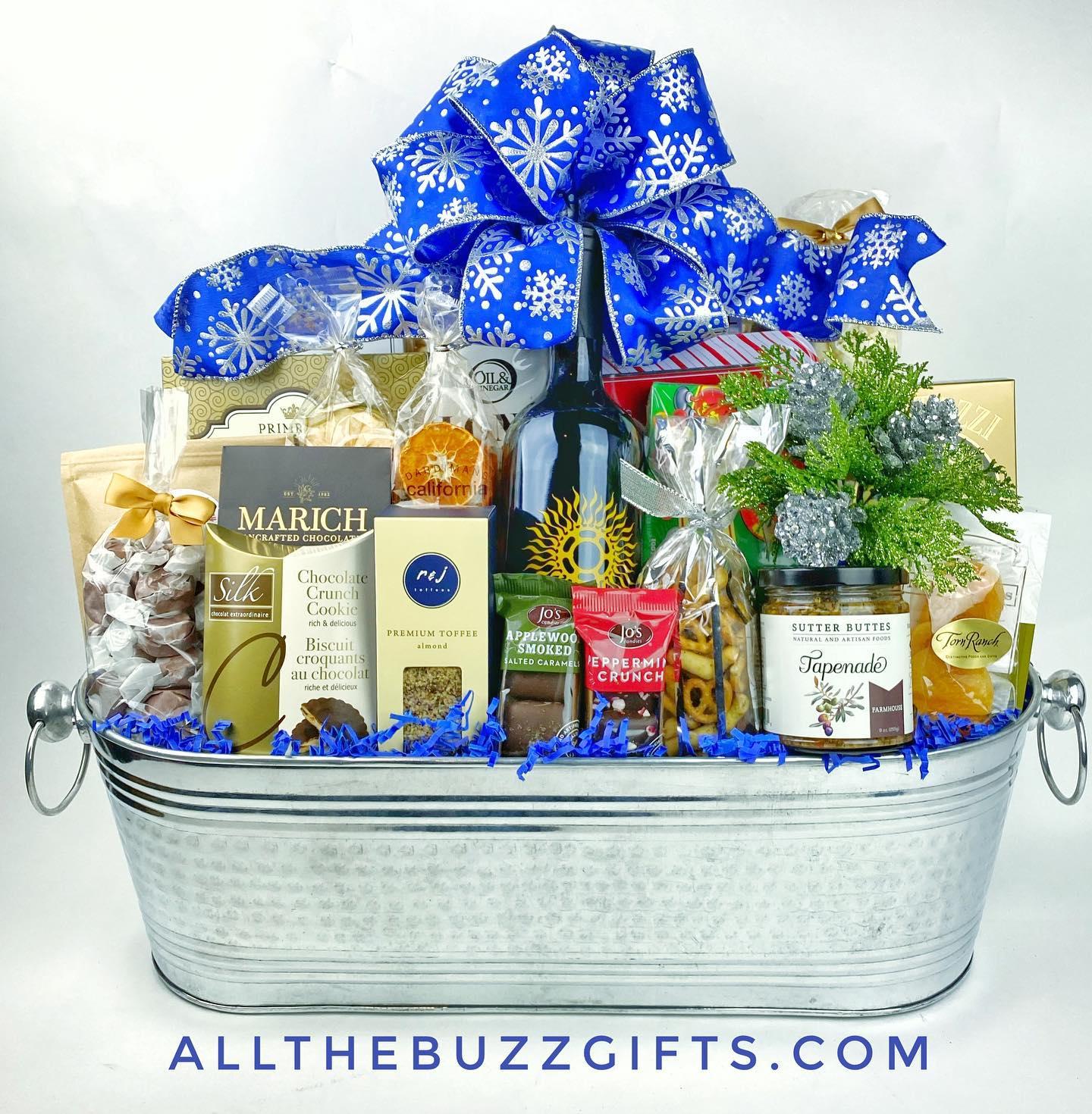 luxury gift basket San Jose