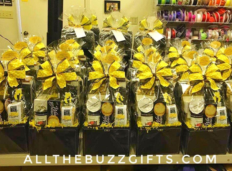Holiday 2020 gift basket San Jose