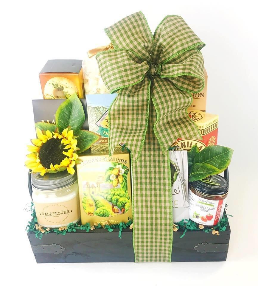 Spring gift basket San Jose