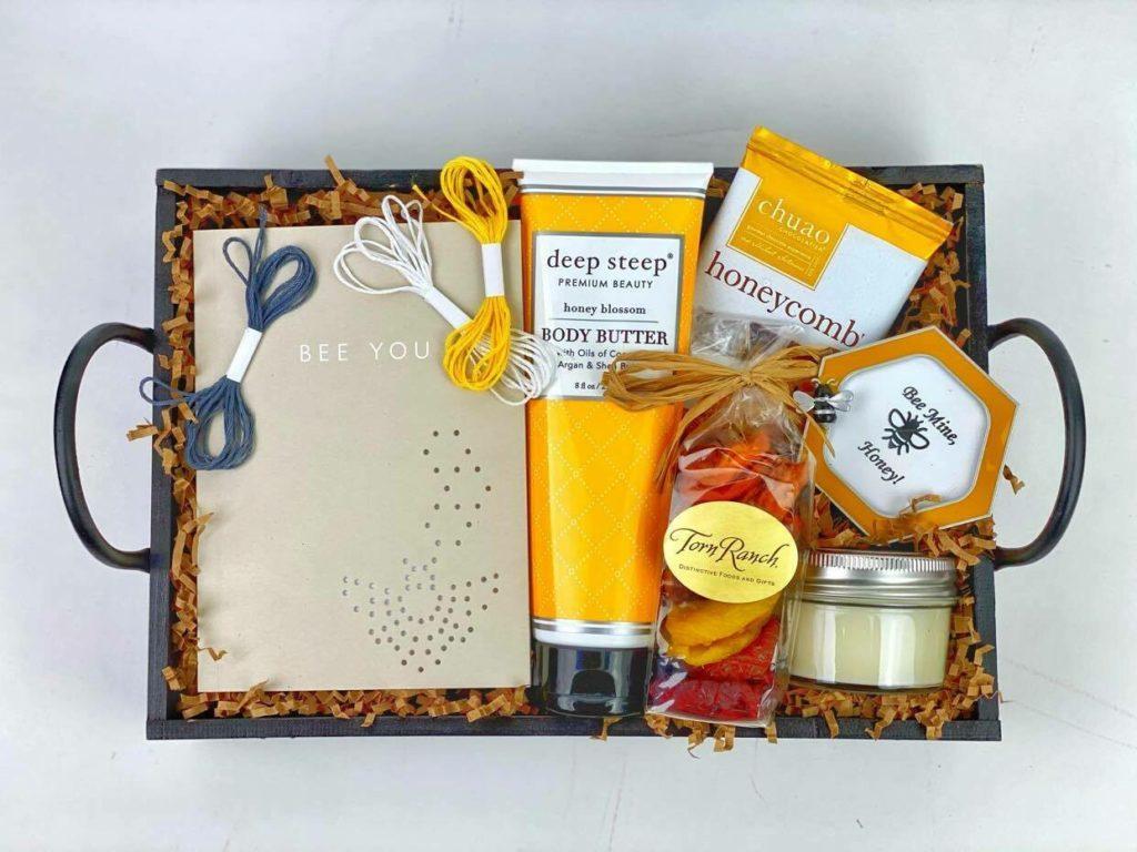 Honey gift basket San Jose