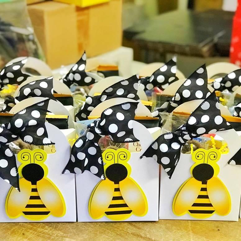 Bee gift basket San Jose