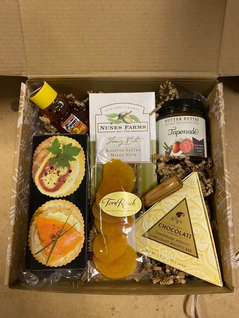 Wine gift box San Jose