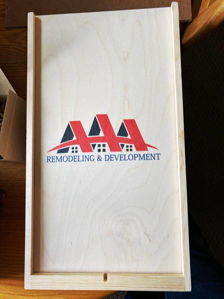 San Jose AAA gift box