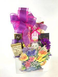 Best bouquet gift basket