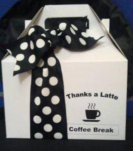 Thanks a latte gift