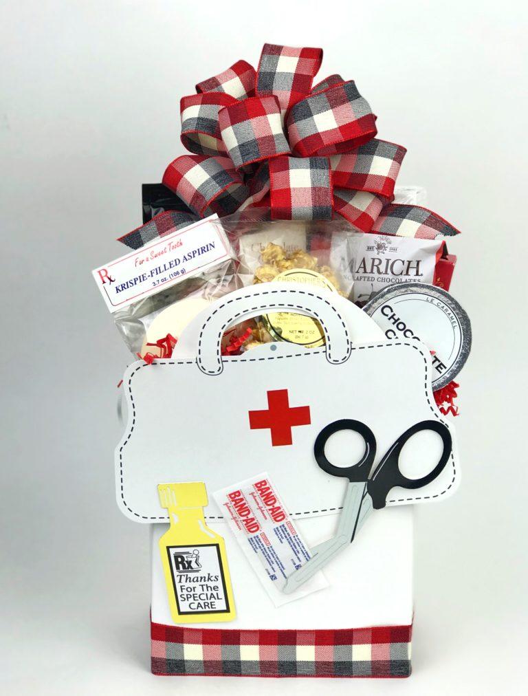 nurses day custom tote bag image