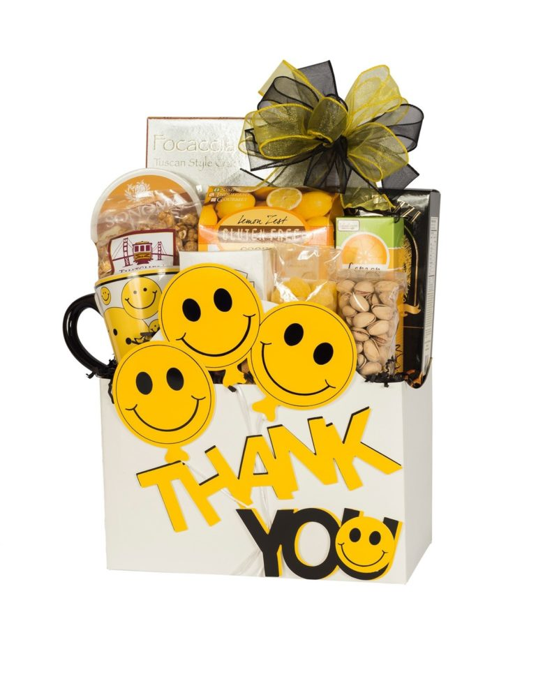 Thank you Smileys Thank You Tote