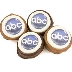 ABC personalized cookies