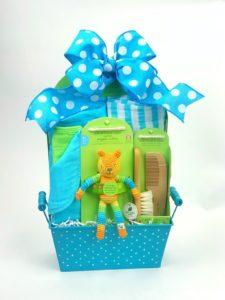Baby gifts custom gift baskets
