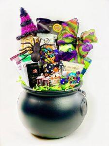 Black-baskets-for-halloween